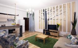 Super Oferta pentru Sederile long term - Apartament cu 2 camere - All Inclusive!